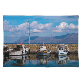 Kissamos Old Port Placemat