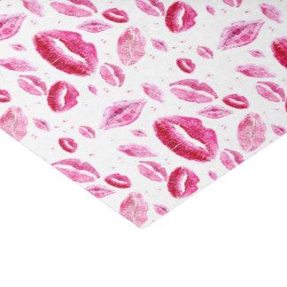 Kisses All Over (White) Tissue Paper