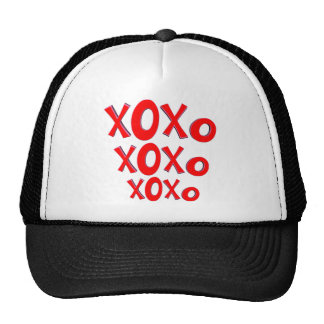 Kisses and Hugs T-shirts and Gifts Mesh Hat