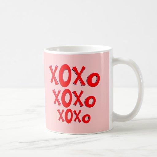 Kisses and Hugs T-shirts and Gifts Mug
