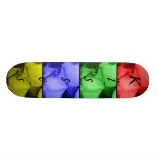 kisses, Kisses 21.6 Cm Skateboard Deck
