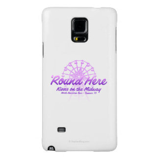 Kisses On The Midway Galaxy Note 4 Case