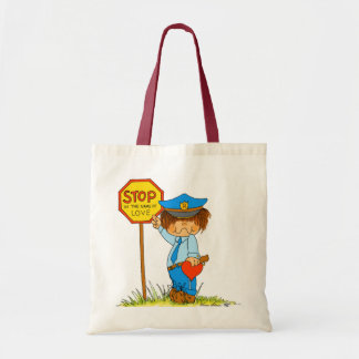 Kisses! Po-lease Stop In The Name Of Love Tote Bag