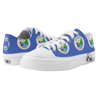 KISSIMMEE, FL - .png Printed Shoes