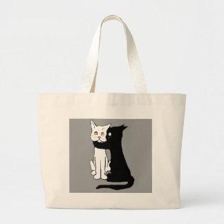 Kissing Cats Bag