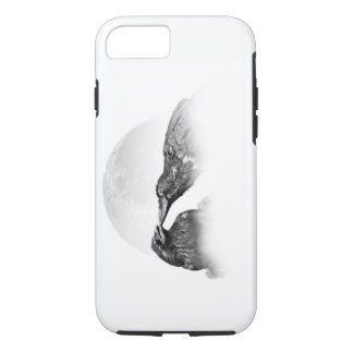 kissing under the moon iPhone 8/7 case