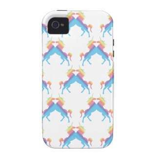 Kissing Unicorns iPhone 4/4S Covers