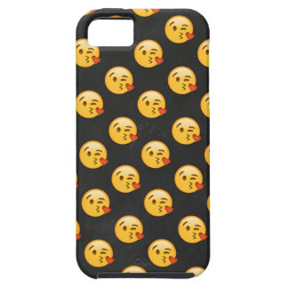 Kissy Face Emojis iPhone 5 Cover