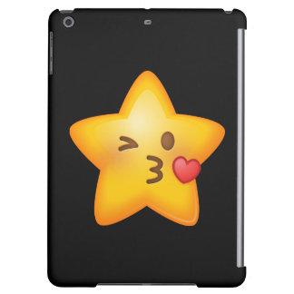 Kissy Face Star Emoji