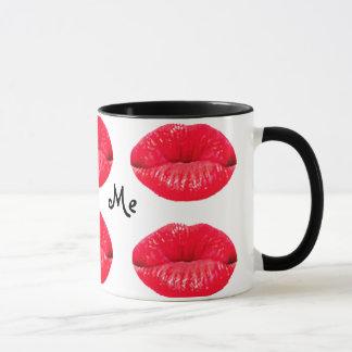 kissylips, Kiss, Me Mug