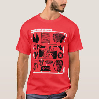 Kit the Father Christmas is a refuse T-Shirt