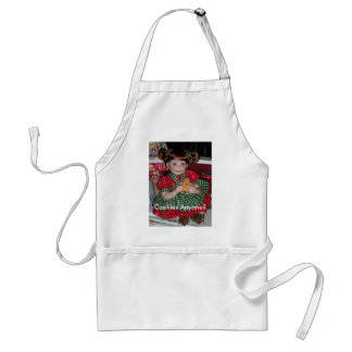 Kitch 3, Cookies Anyone? Standard Apron