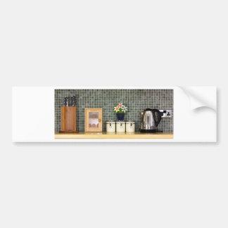 Kitchen Angels Bumper Sticker