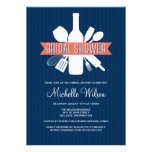 Kitchen Bouquet Bridal Shower Invitation