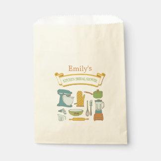 Kitchen Bridal Shower Treat Bag