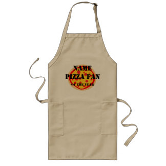 Kitchen Chef Cook Pizza Fan of the Year Apron