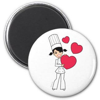 Kitchen Chef Magnet