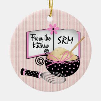 Kitchen / Cooking - SRF Round Ceramic Decoration