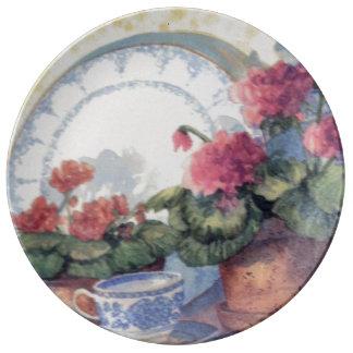 kitchen decorative plate porcelain plate