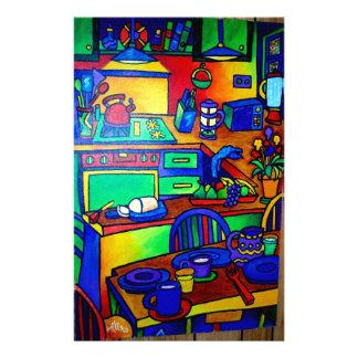 Kitchen Fantasy by Piliero Custom Stationery