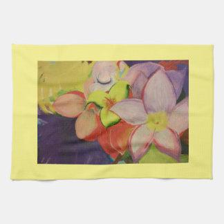 Kitchen Floral towel