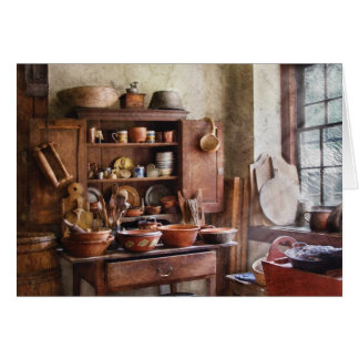 Kitchen - For the Master Chef Greeting Card