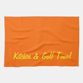 Kitchen & Golf Tea Towels