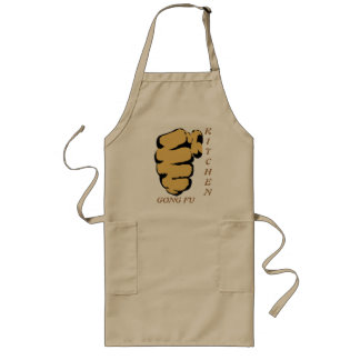 Kitchen Gong Fu Apron
