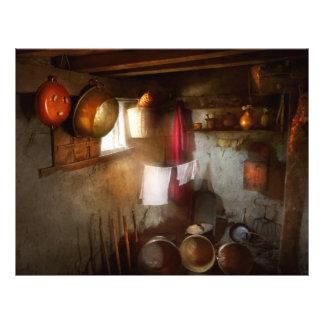 Kitchen - Homesteading life 21.5 Cm X 28 Cm Flyer