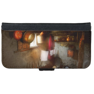 Kitchen - Homesteading life iPhone 6 Wallet Case