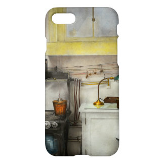 Kitchen - How I bake bread 1923 iPhone 7 Case