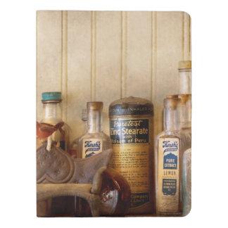 Kitchen - Ingredients - Kitchen bottles Extra Large Moleskine Notebook