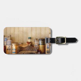 Kitchen - Ingredients - Kitchen bottles Luggage Tag