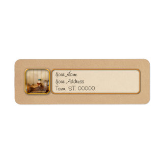 Kitchen - Ingredients - Kitchen bottles Return Address Label