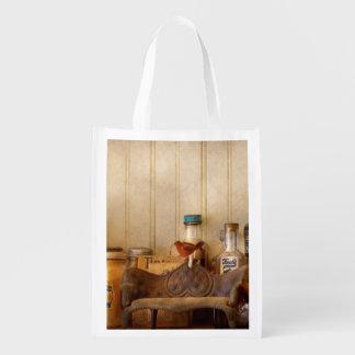 Kitchen - Ingredients - Kitchen bottles Reusable Grocery Bag