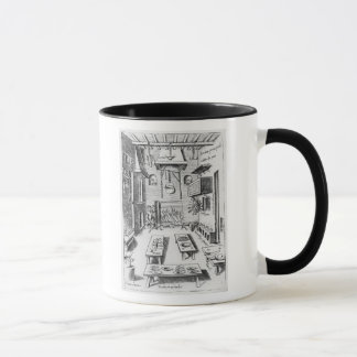 Kitchen interior mug