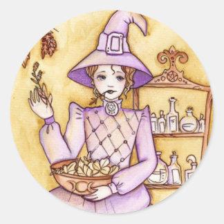 Kitchen Magic Classic Round Sticker