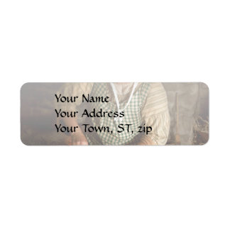 Kitchen - Nothing is better than homemade Return Address Label