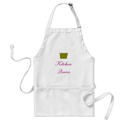 KITCHEN QUEEN - apron - a royalty design