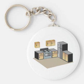 Kitchen Remodel Keychain