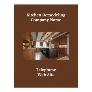 Kitchen Remodeler1 Business Flyer