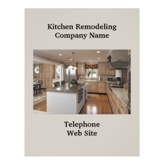 Kitchen Remodeler3 Business Flyer
