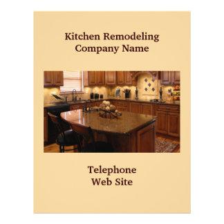Kitchen Remodeler4 Business Flyer
