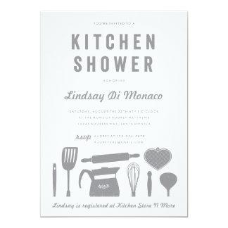 Kitchen Shower | Bridal Shower Invitation Template