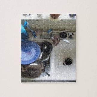 Kitchen Sink Jigsaw Puzzle