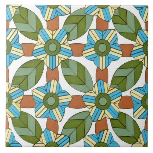Kitchen Tile - Spring