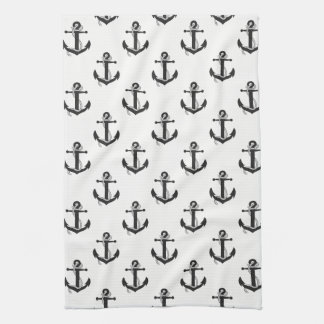 Kitchen Towel-Anchors Tea Towel