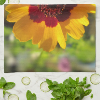 Kitchen Towel - Blanket Flower