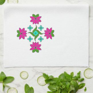 Kitchen Towel-Flower Series#80 Tea Towel