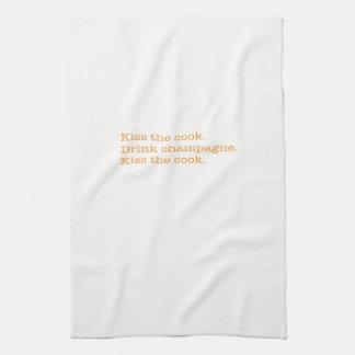 Kitchen Towel, Fun Wedding Gift Under 20 Tea Towel